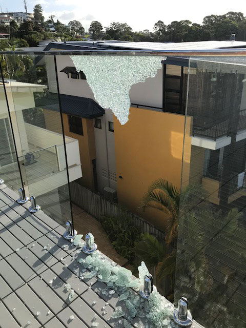 Did You Know Glass Balustrade And Glass Pool Fencing Can Explode Tru Balustrade Deck Balustrade And Pool Fencing Safer Than Glass And Wire